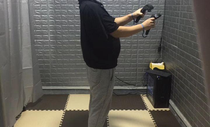 VR GoGo Bar