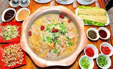 乌拉传统鲜锅