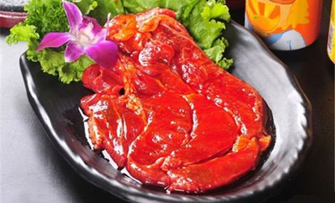 玛喜唻锅盖烤肉