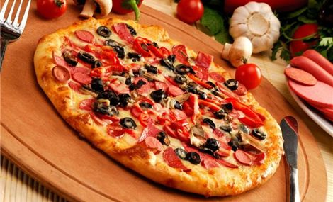 乐思坊披萨