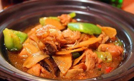 楊銘宇黄焖鸡米饭