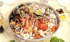 蒸汽海鲜六人餐