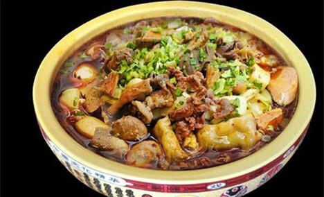 郑小米冒菜