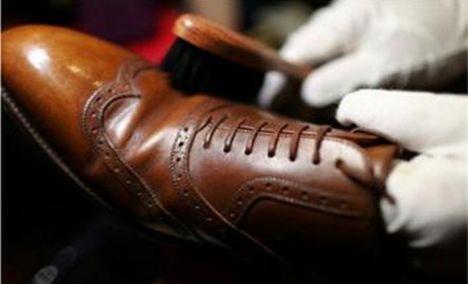 翰皇擦鞋修鞋沙发保养