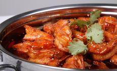 虾吃虾涮四人午时套餐