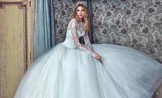 安安新娘妃翊陌系列婚纱