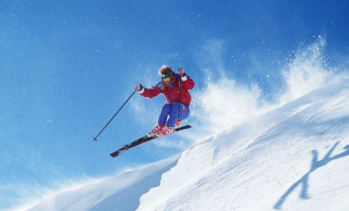 东飞滑雪场