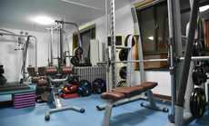 肌肉工程师健身单人私教