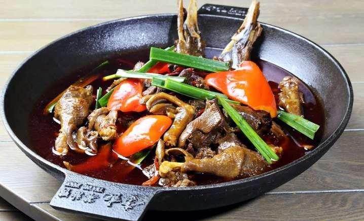 李记茶油鸭(清石广场店)