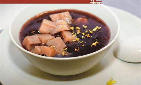 马蹄莲养生赤豆粥店