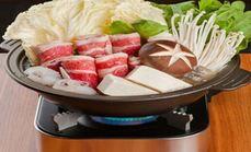 很有面日式肥牛寿喜锅套餐