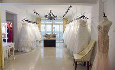 遇见爱婚纱礼服
