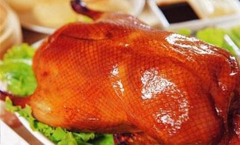 京六福草本脆皮烤鸭