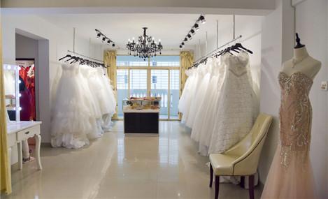 遇见爱婚纱礼服 - 大图