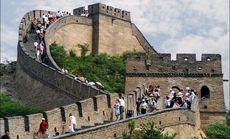 北京外宾旅游八达岭十三陵游