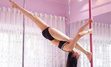 爱上空中舞蹈