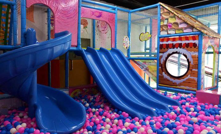 翻斗迷宫儿童乐园