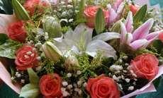 花之坊玫瑰花束