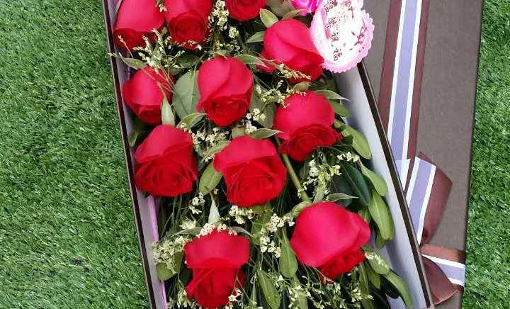 77鲜花(常州如意鲜花店)