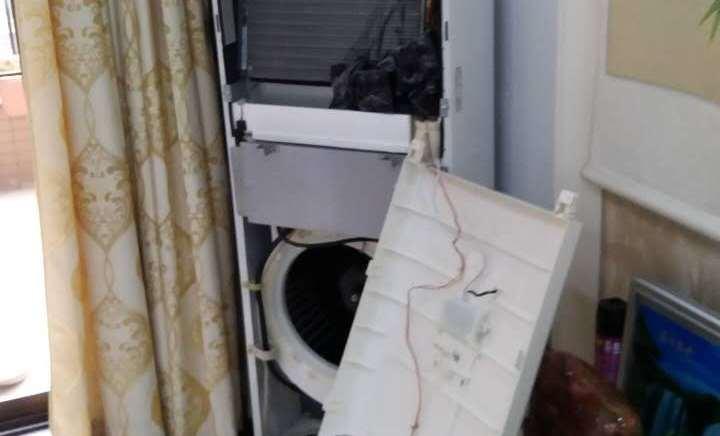 洁净到家专业家电清洗