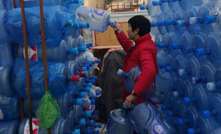 嘉业桶装水 - 大图
