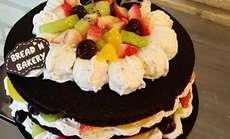 赏食者8寸天然奶油蛋糕