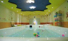 婴幼儿游泳单次体验