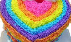 丘比特8英寸蛋糕