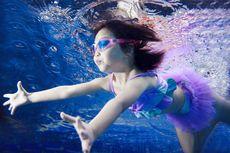 蓝旗亲子游泳