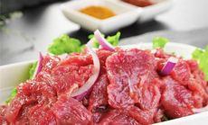 埔寨新鲜牛肉