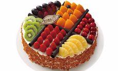 多多福蛋糕128元双人餐