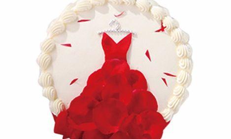 红宝石蛋糕(百子湾店)