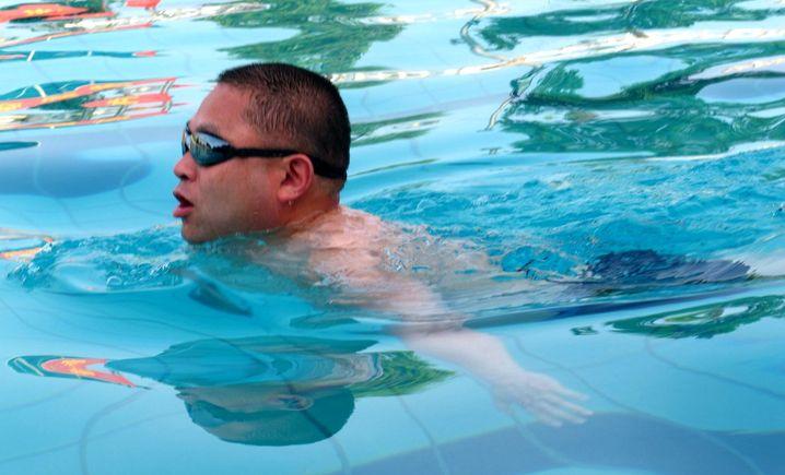 馨园游泳池