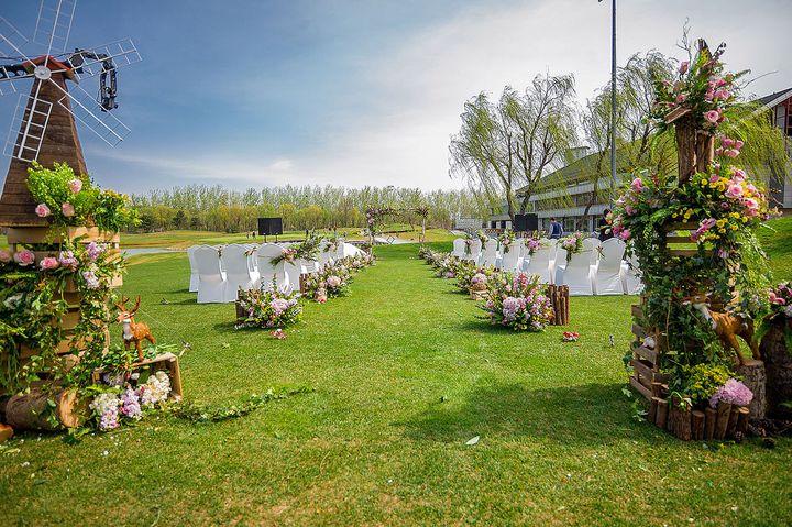 南瓜马车婚礼策划