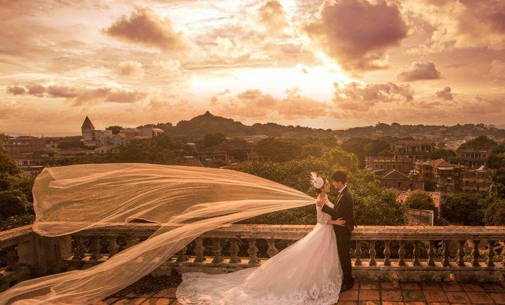 星云视觉婚纱摄影