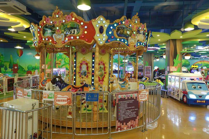 懒熊树屋儿童乐园