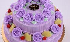 生日蛋糕10英寸蛋糕