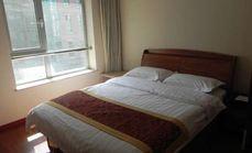 美华世纪酒店式公寓大床房