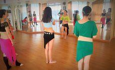 心悦肚皮舞瑜伽培训机构