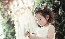 韩国童感人气儿童摄影