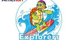 爱美英语6-9岁探险者