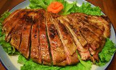 京螺山庄焖炉羊排套餐