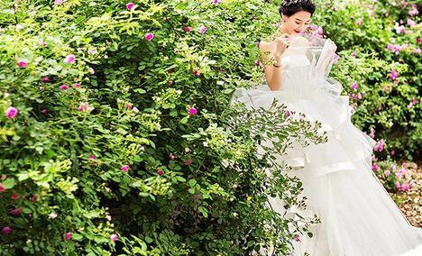 浪漫婚纱摄影