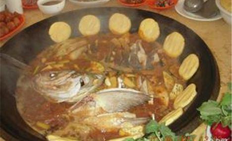 咱屯子锅台鱼