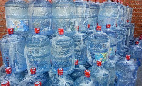 三爽山泉桶装水