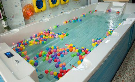 乐童婴幼儿游泳馆