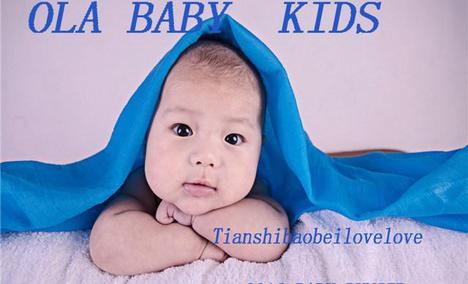OLA BABY 儿童摄影
