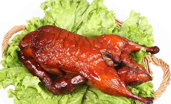 田府聚源脆皮烤鸭