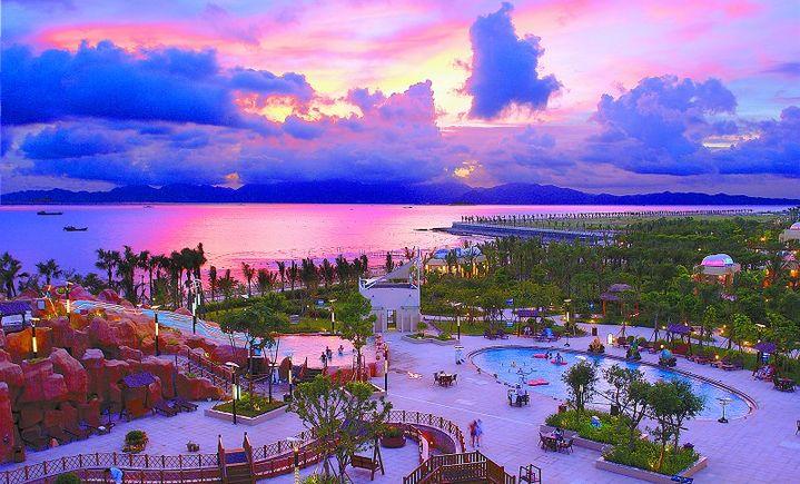 海泉湾度假区维景大酒店