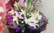 相约爱花吧花束尊贵